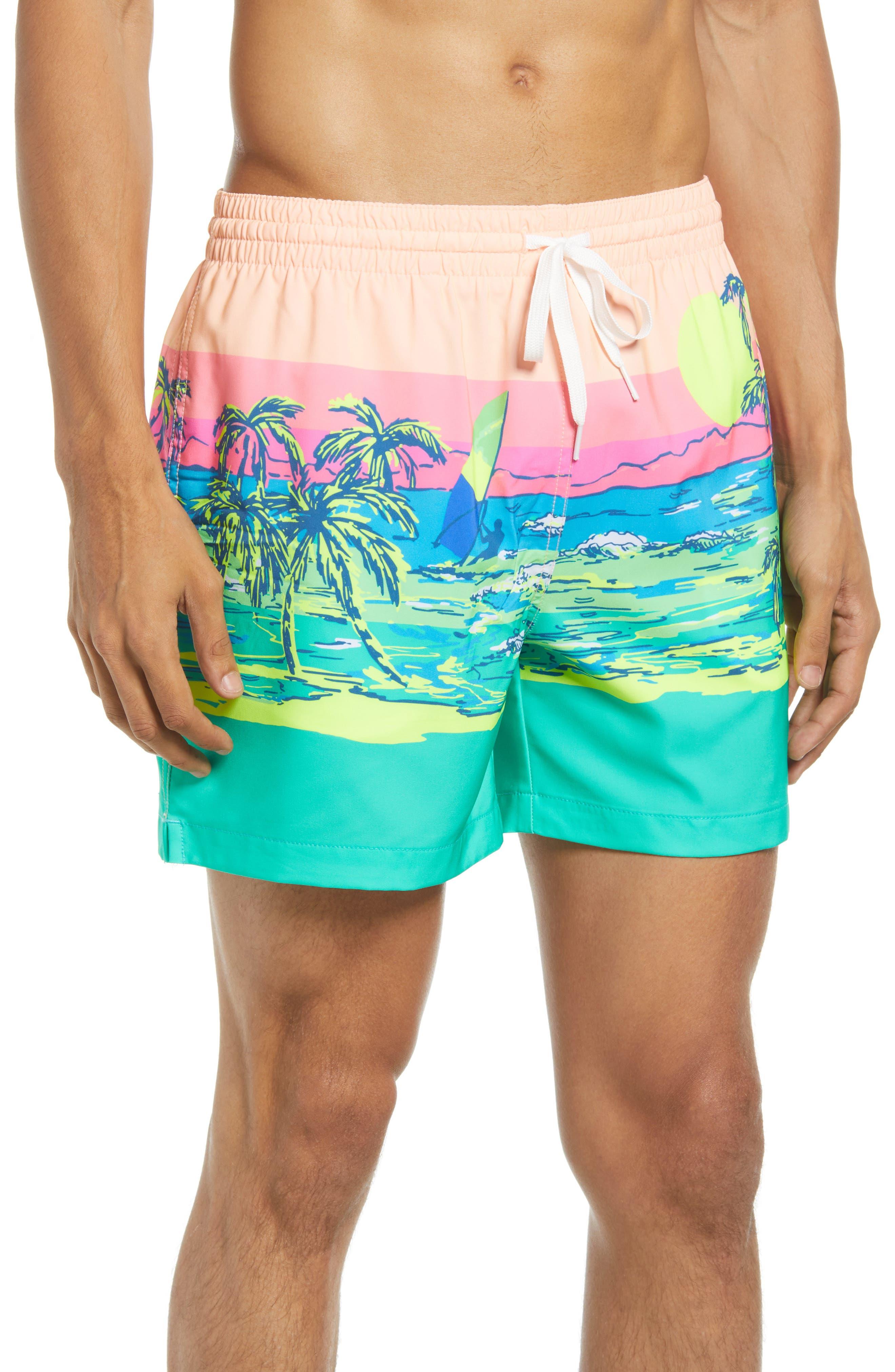 The Coastals 5.5-Inch Swim Trunks