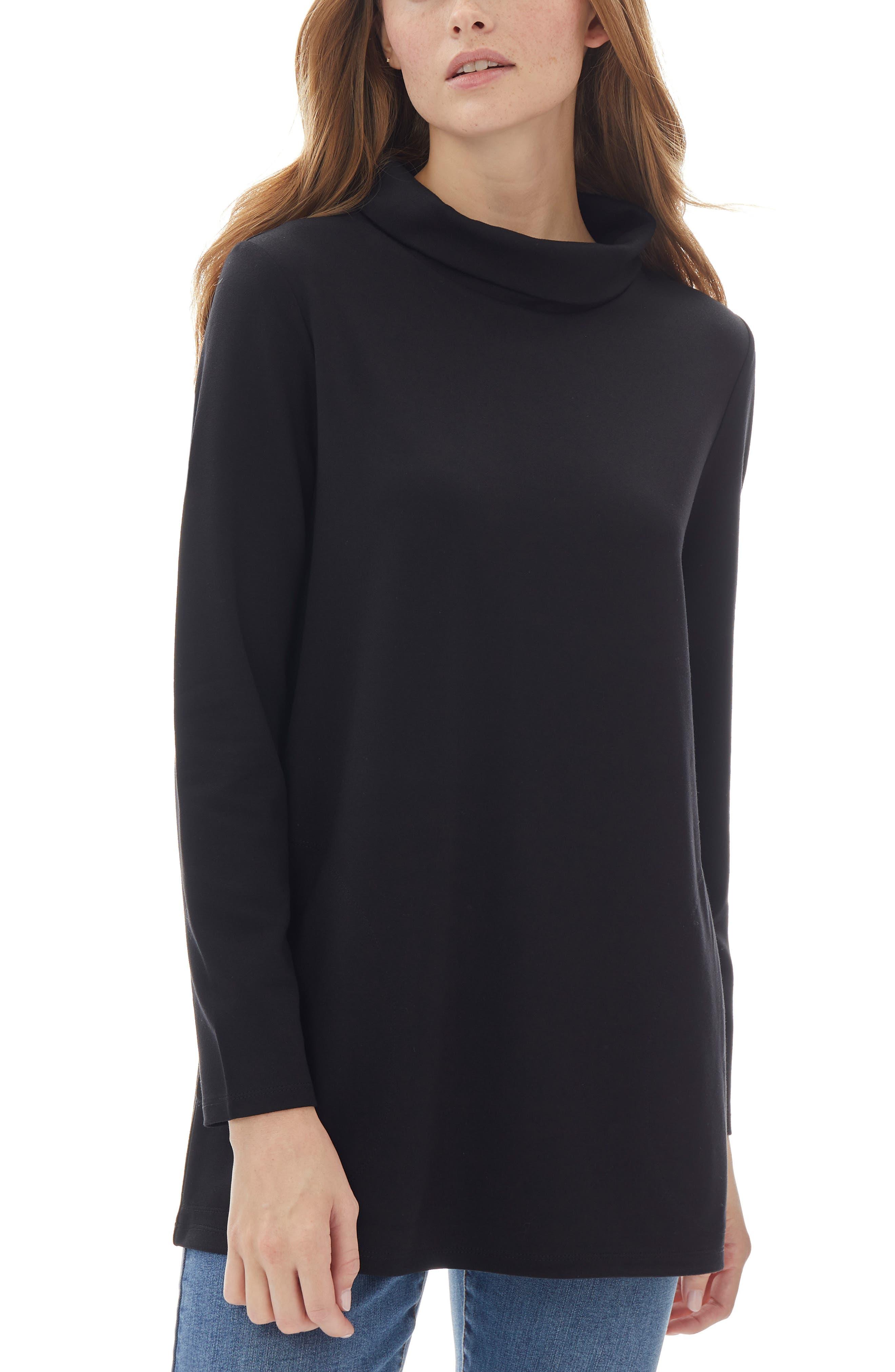 Dakota Long Sleeve Tunic Top