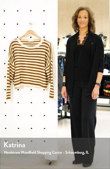 Stripe Sweater, sales video thumbnail