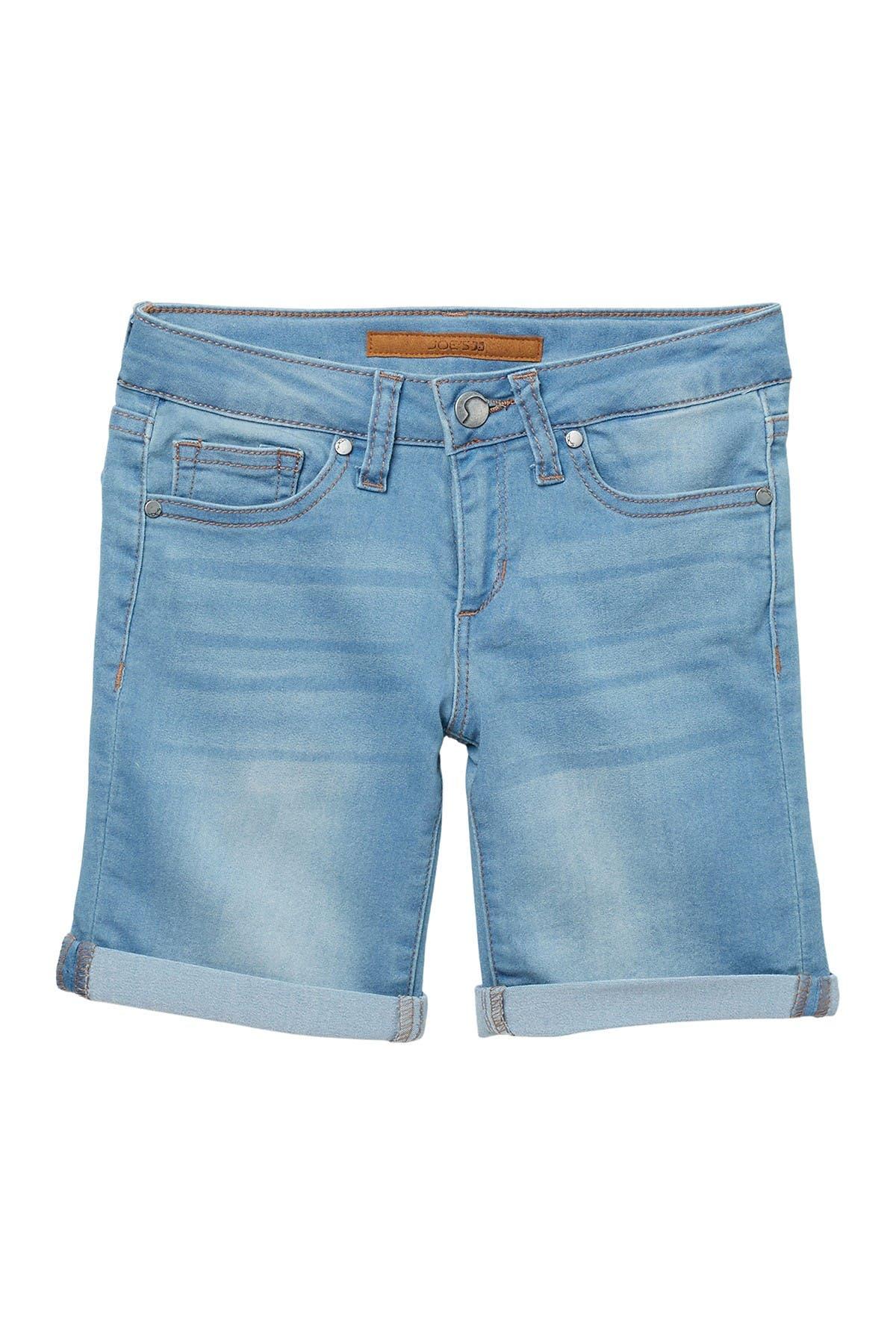 Image of Joe's Jeans Denim Bermuda Shorts