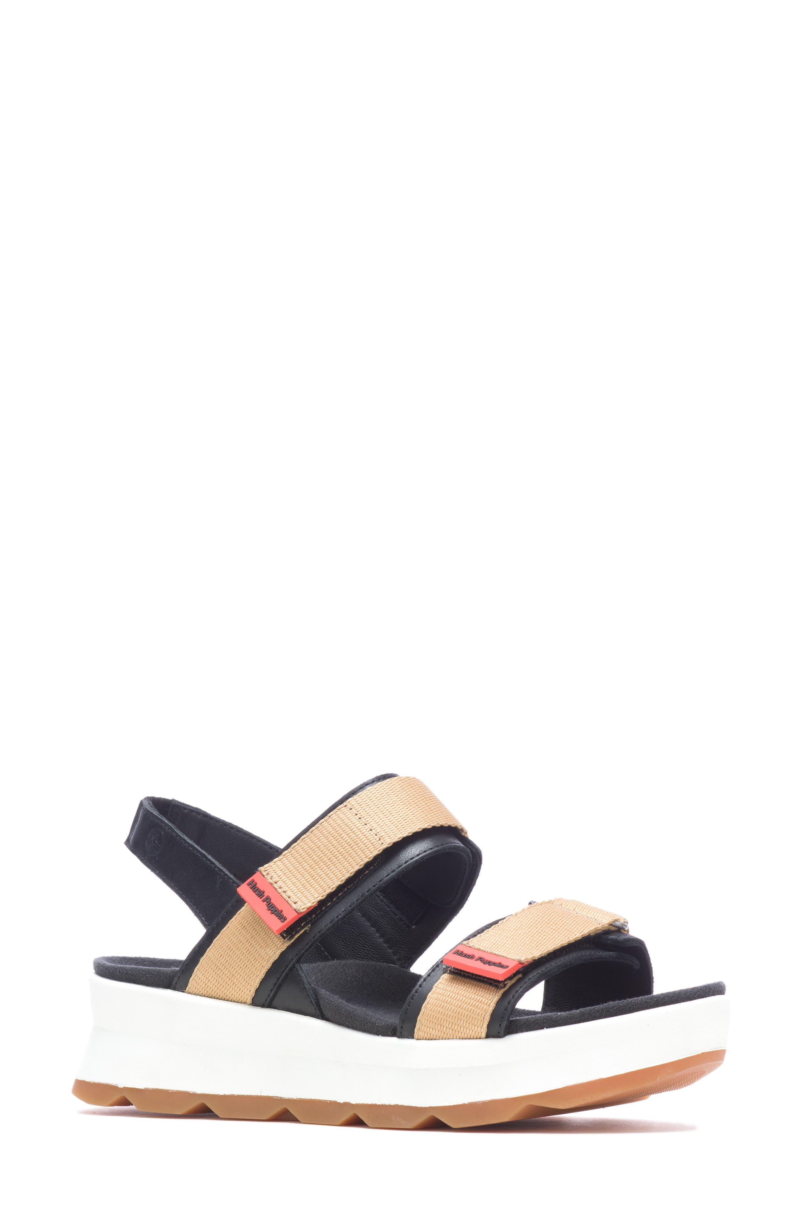 Andi Platform Slingback Sandal