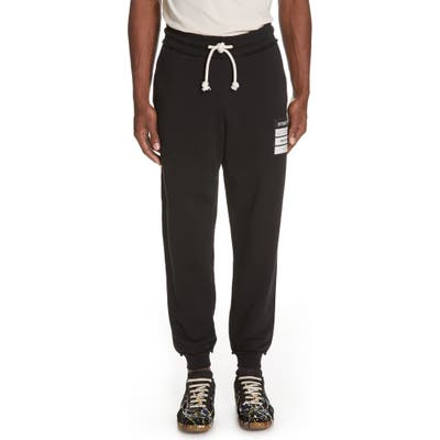 Maison Margiela Stereotype Sweatpants, Black