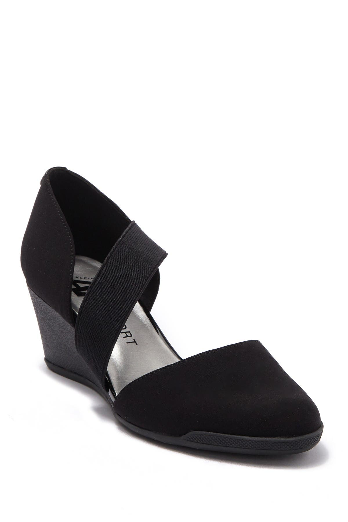 Image of Anne Klein Tangle Wedge Pump