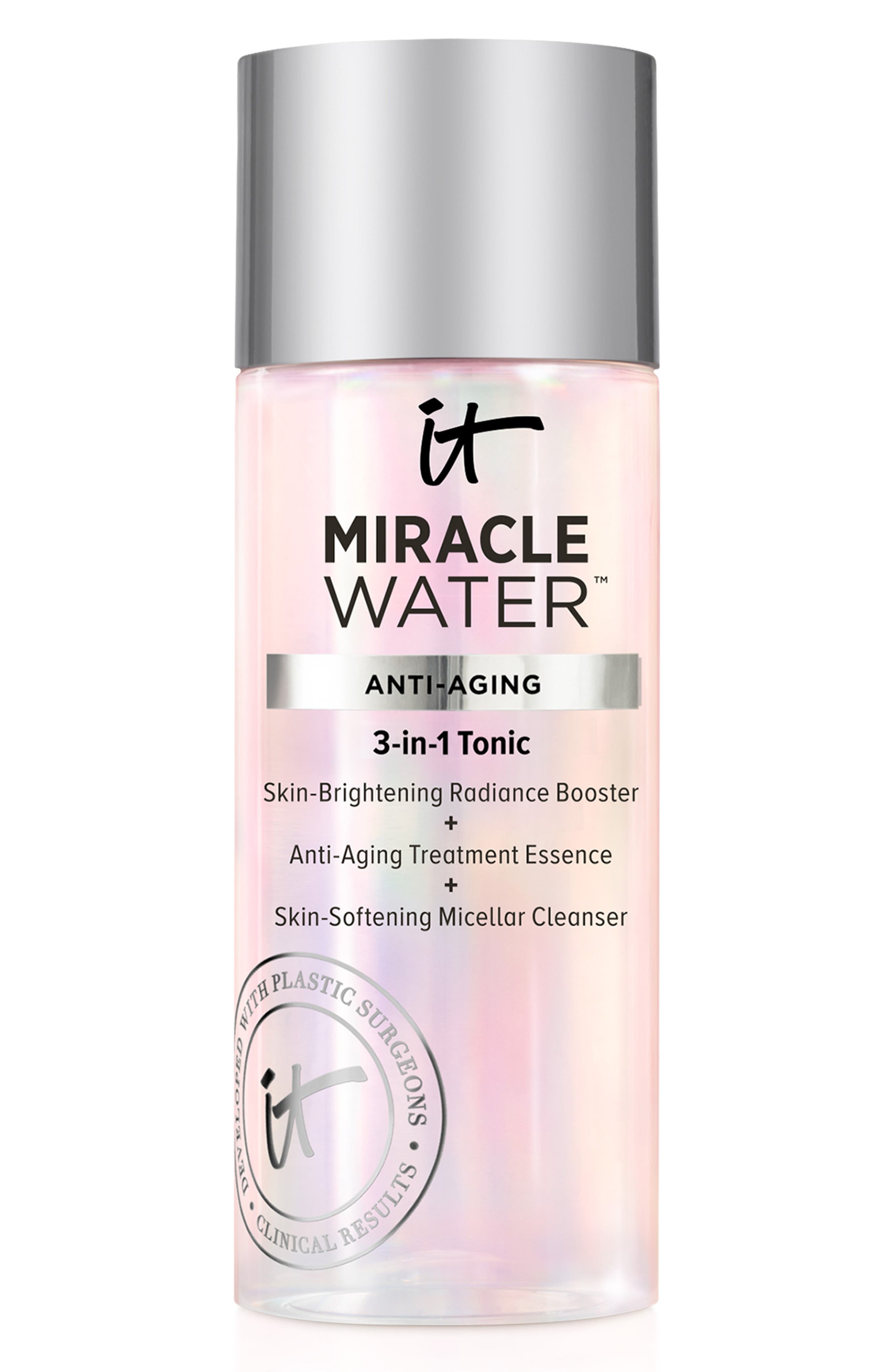 Miracle Water 3-In-1 Tonic Face Booster
