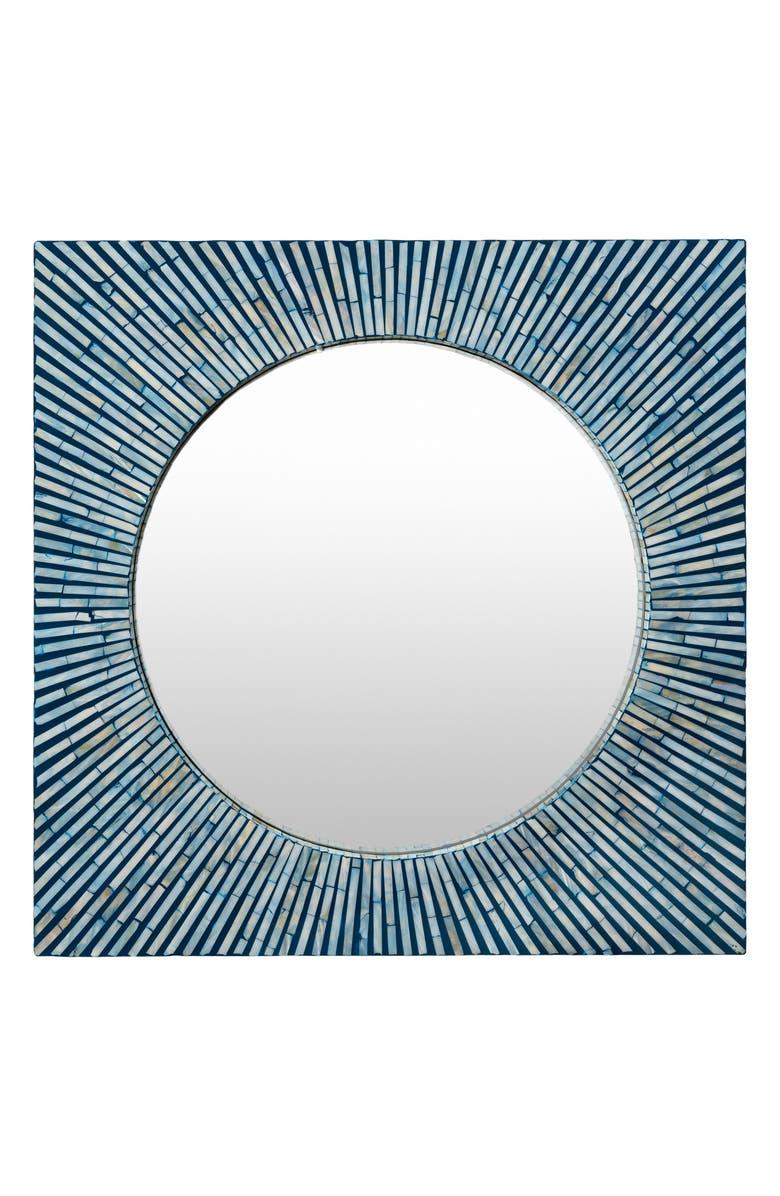 SURYA HOME Avondale Mirror, Main, color, BLUE
