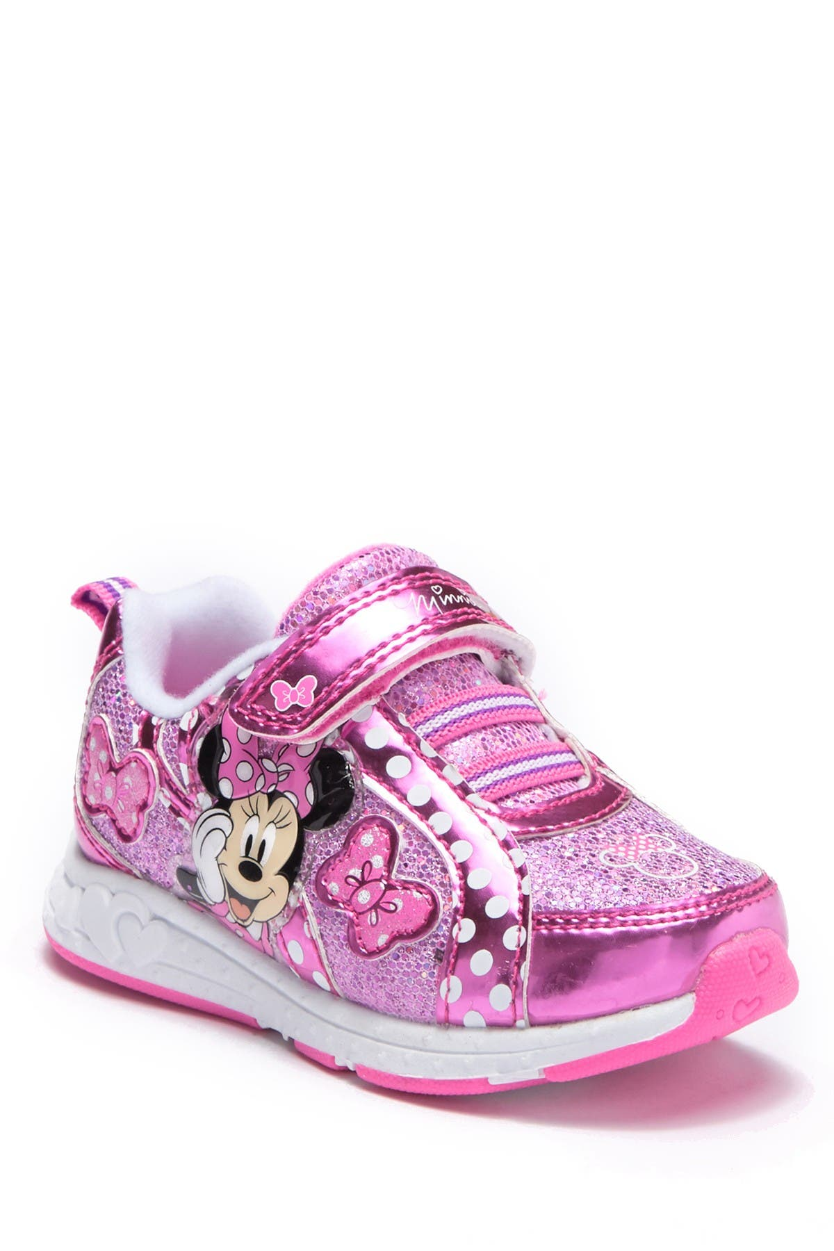 Josmo   Minnie Mouse Light-Up Sneaker