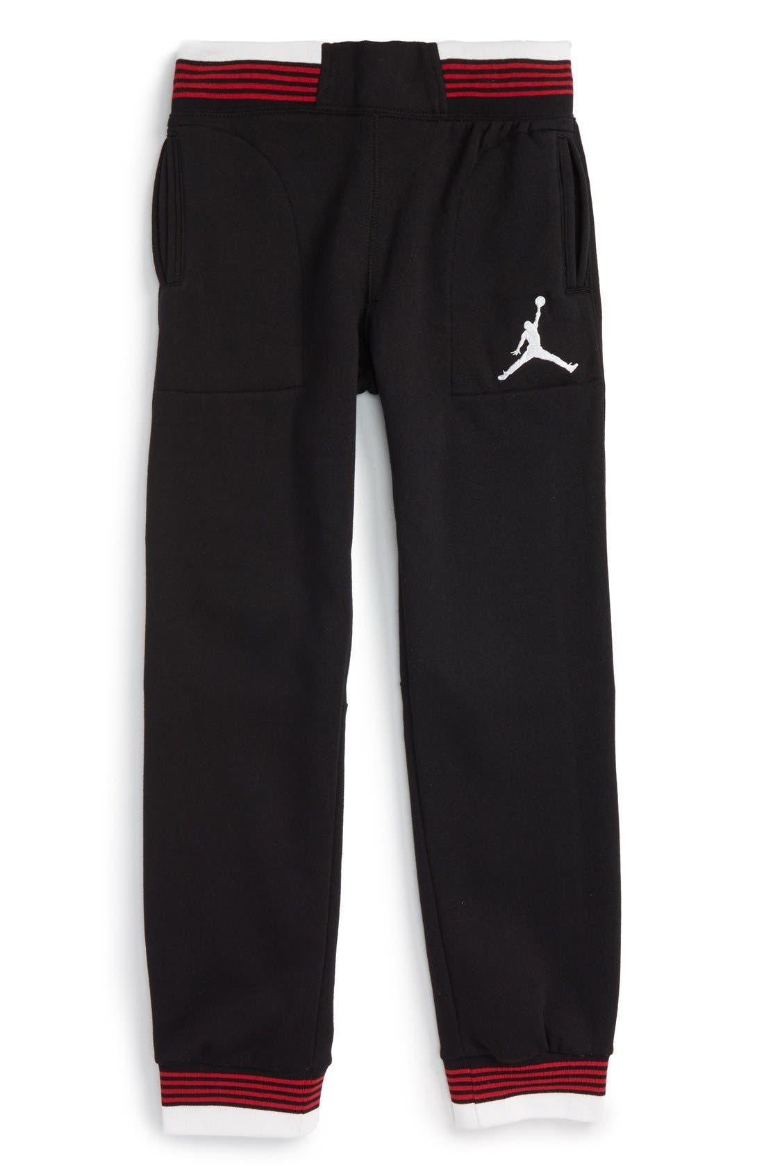 Jordan 'Varsity' Sweatpants (Big Boys