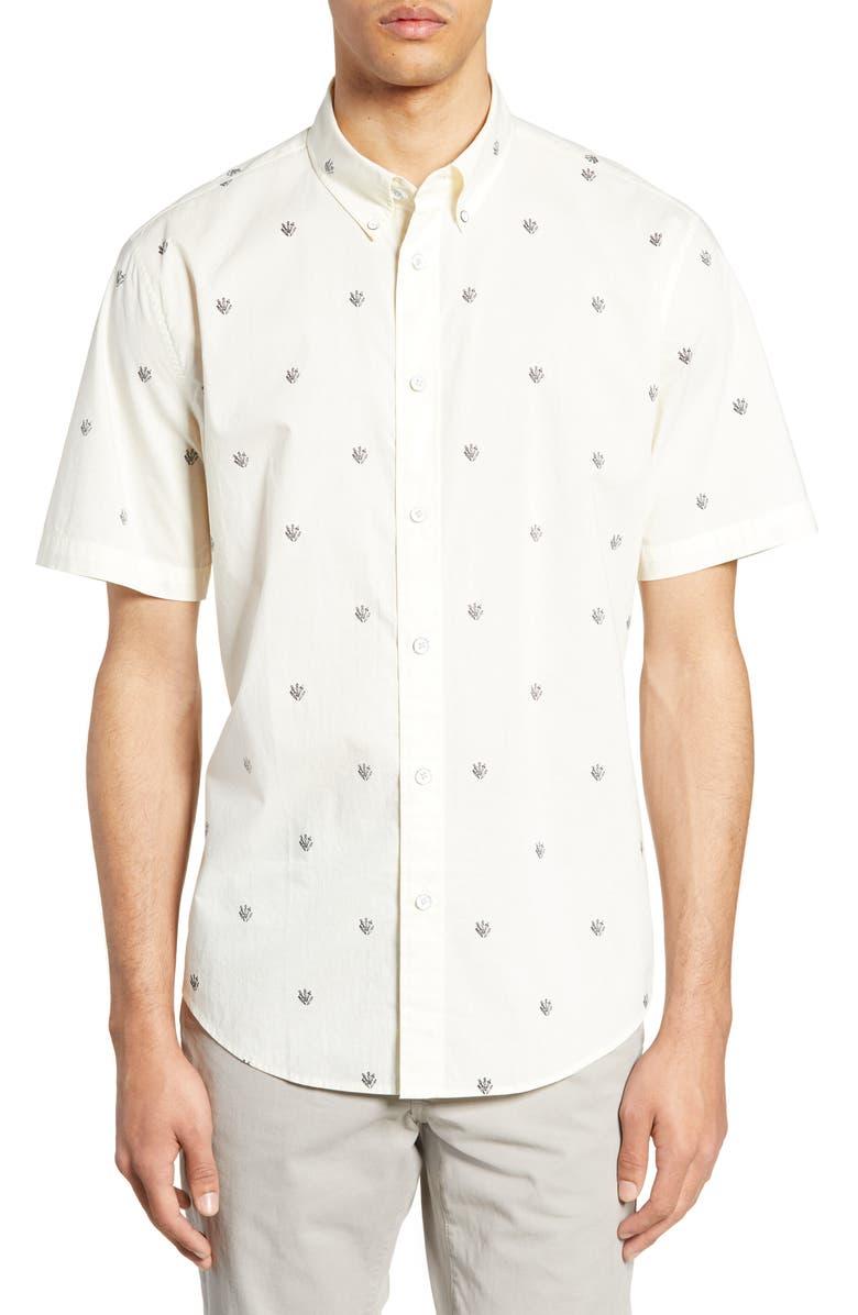 Fit 2 Tomlin Dagger Slim Fit Sport Shirt by Rag & Bone