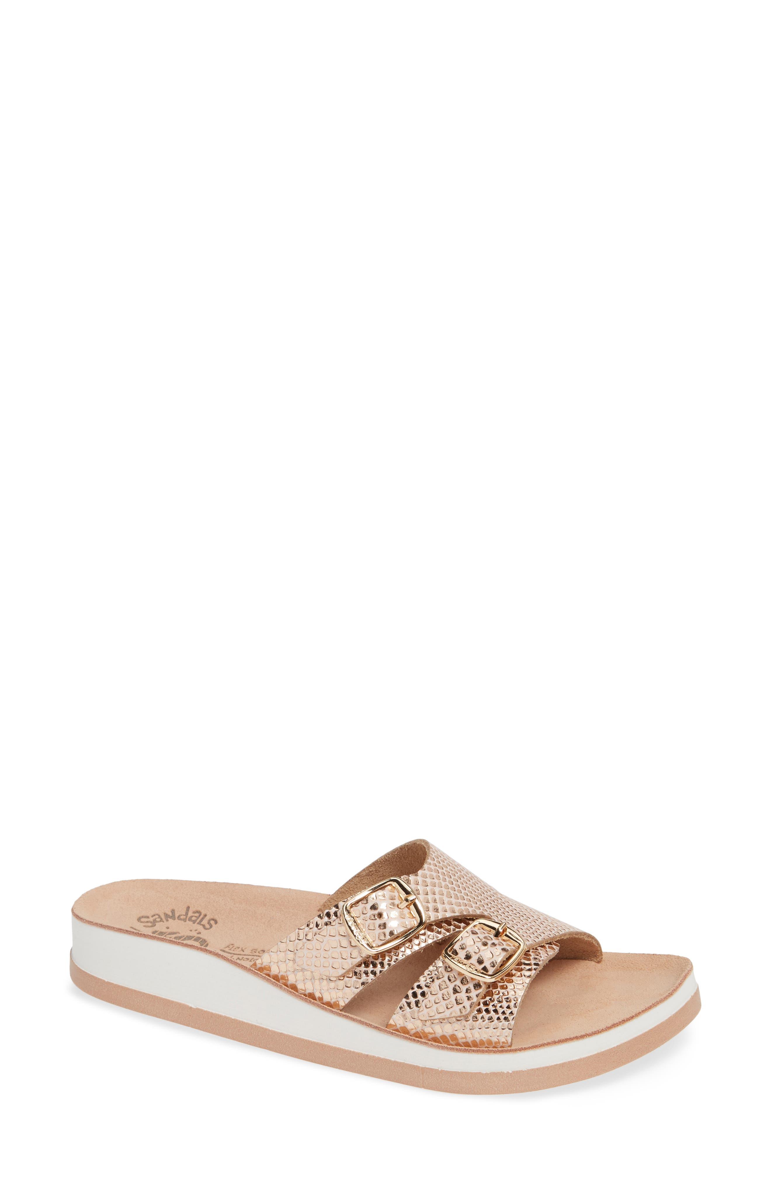 Adelia Slide Sandal