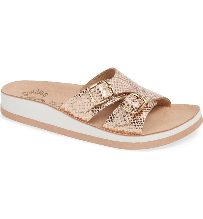 FANTASY SANDALS Adelia Slide Sandal, Main, color, 710