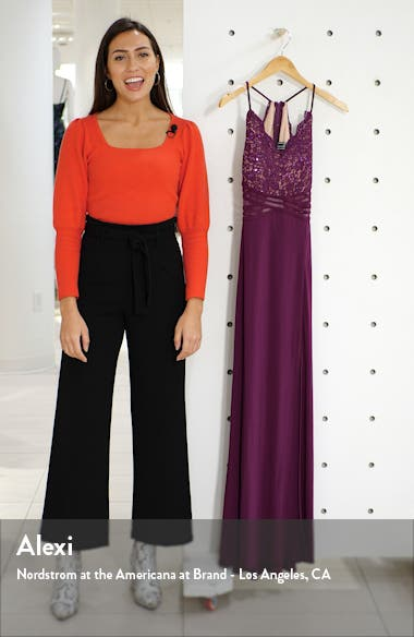 Lace & Mesh Gown, sales video thumbnail