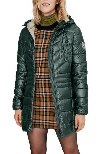 Image of NOIZE Eden Lightweight Puffer Jacket