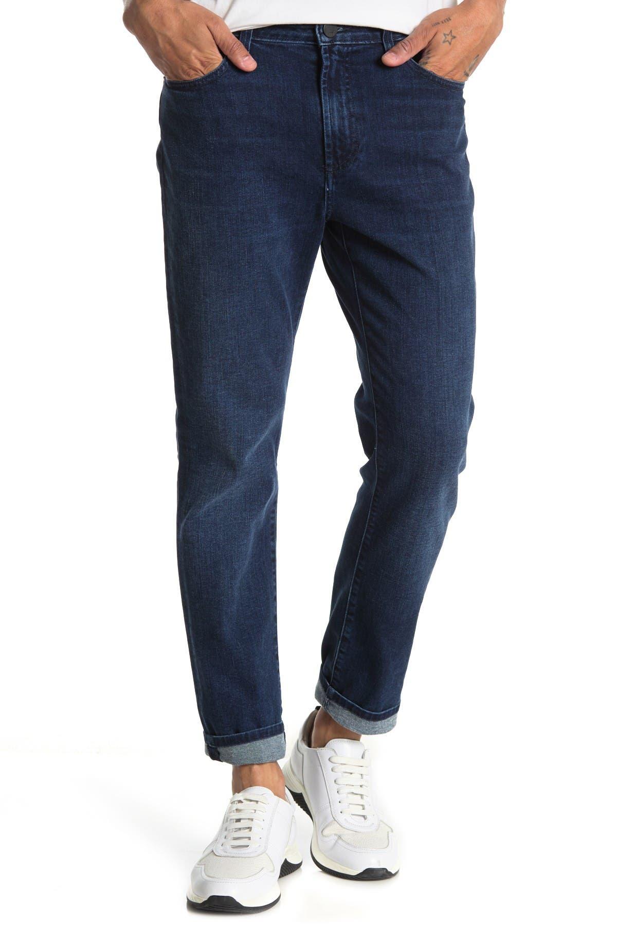 Image of MONFRERE Straight Leg Jeans