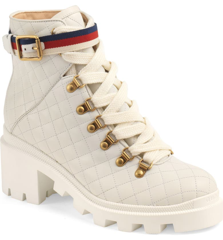 Gucci Trip Hiker Boot Women