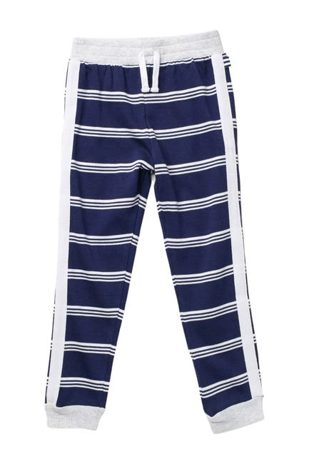 Image of Splendid Striped Joggers