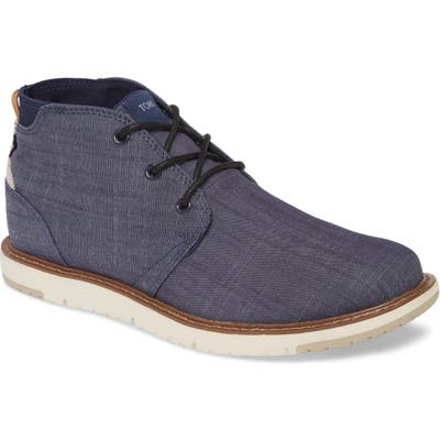 Toms Navi Chukka Boot - Blue