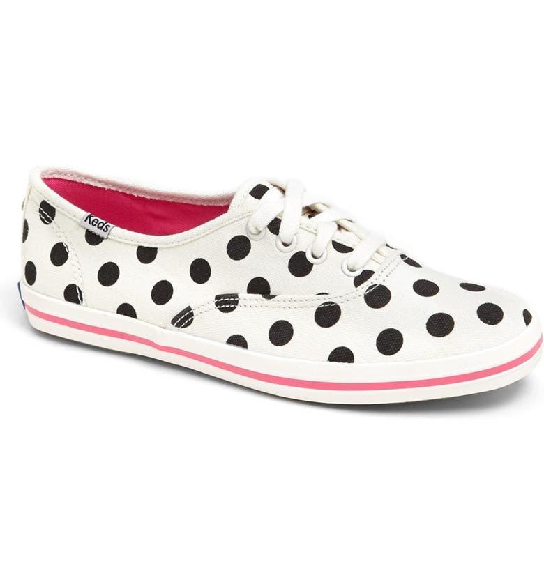 KEDS<SUP>®</SUP> FOR KATE SPADE NEW YORK 'kick' sneaker, Main, color, 900