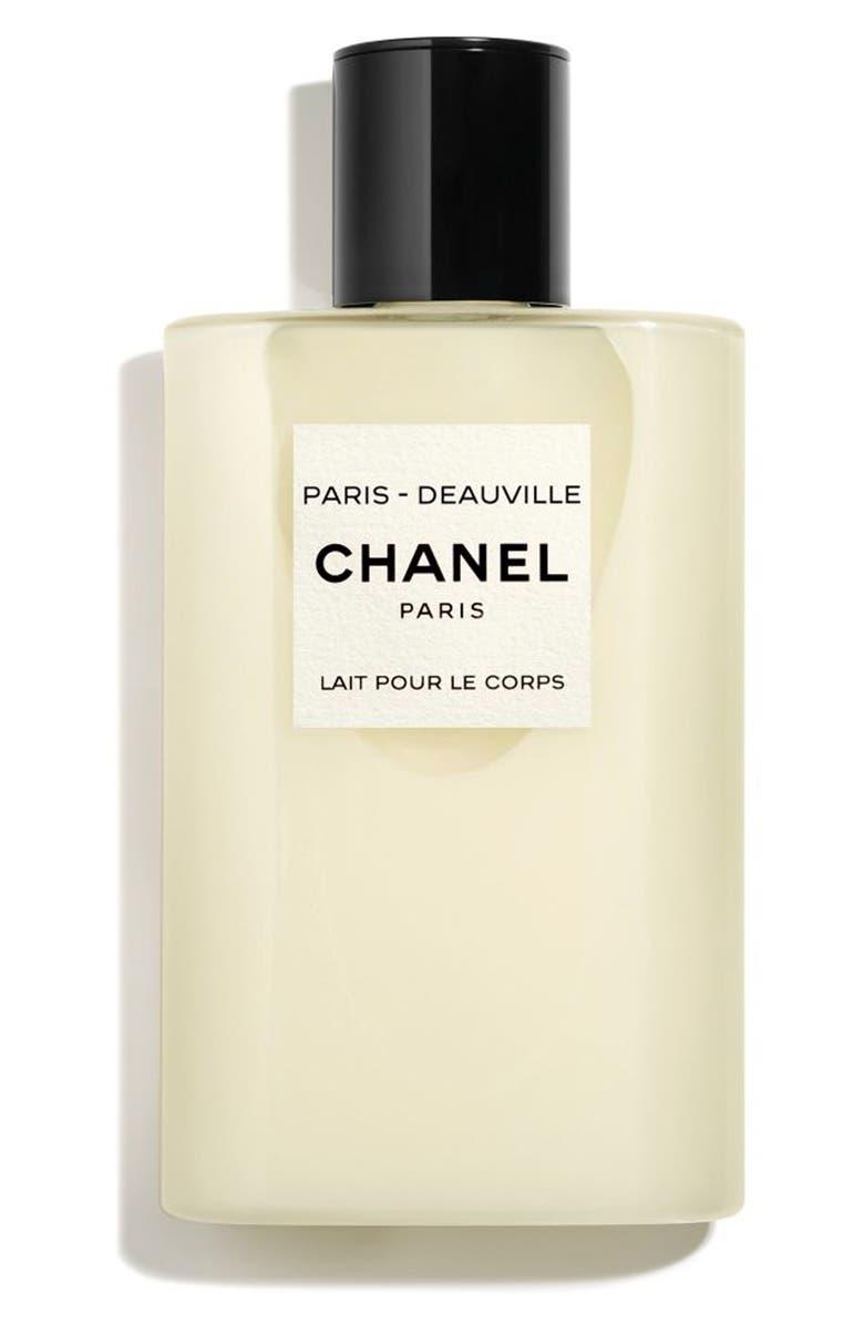 CHANEL LES EAUX DE CHANEL PARIS-DEAUVILLE Perfumed Body Lotion, Main, color, NO COLOR