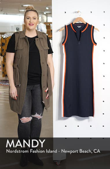 Sleeveless Track Dress, sales video thumbnail