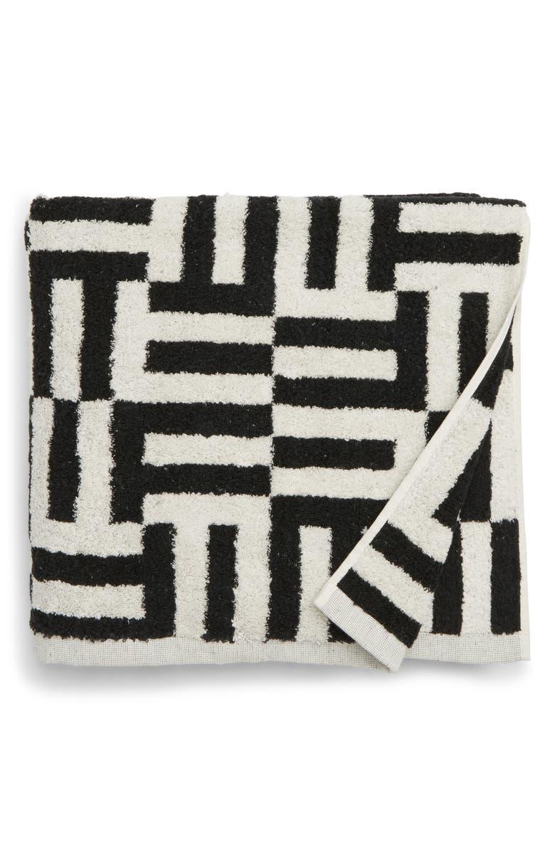DUSEN DUSEN Bath Towel, Main, color, 100