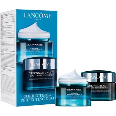 Lancome Visionnaire Full Size Correcting & Protecting Set