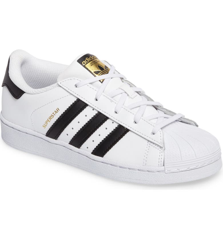 Adidas Superstar Founda Sneakers Black
