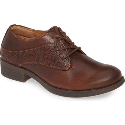 Comfortiva Tolla Derby- Brown