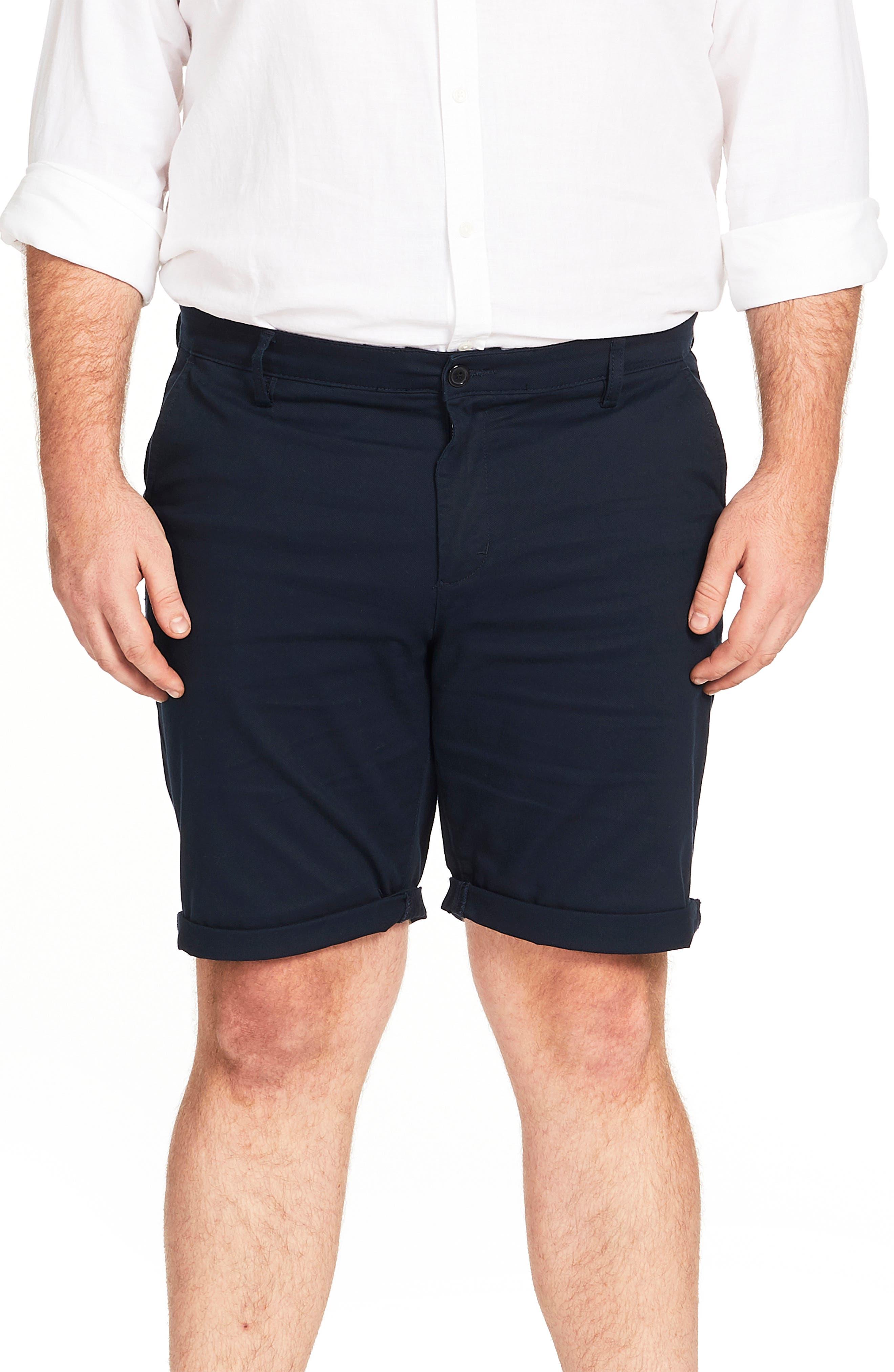 Charlie Canvas Shorts