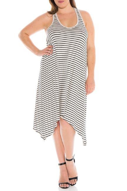 Image of SLINK JEANS Stripe Tank Dress