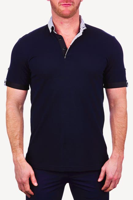 Image of Maceoo Mozart Solid Polo