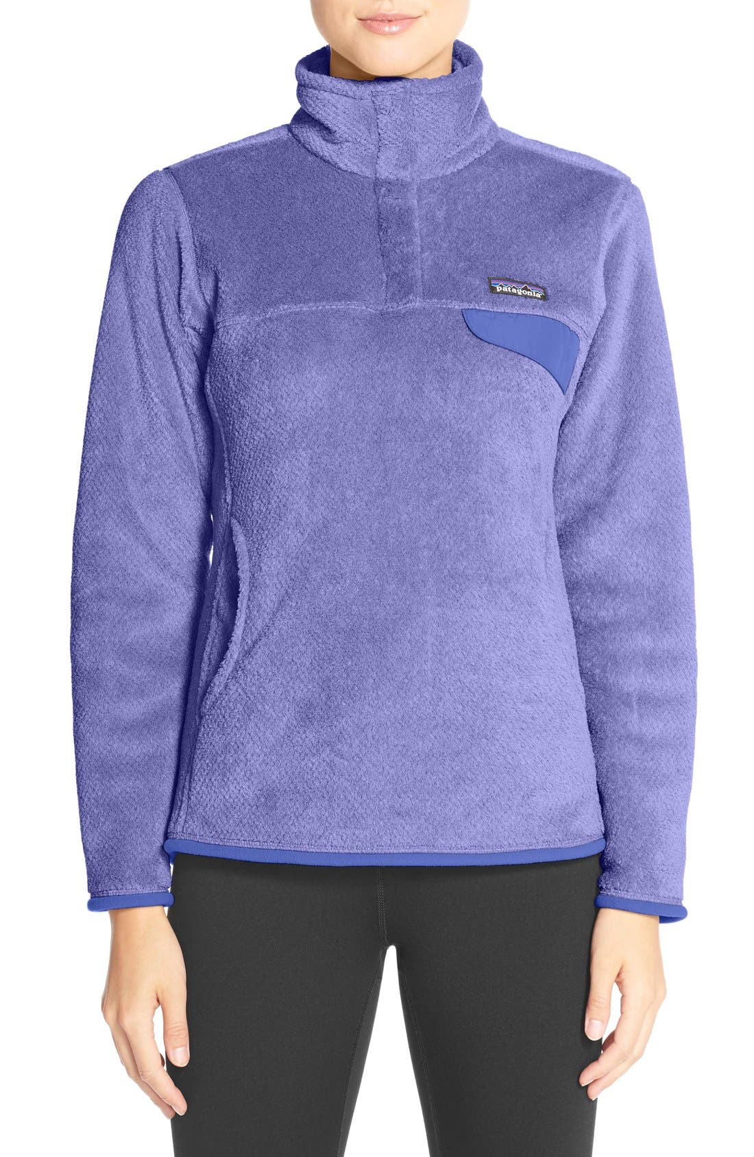 ,                             Re-Tool Snap-T<sup>®</sup> Fleece Pullover,                             Main thumbnail 162, color,                             502