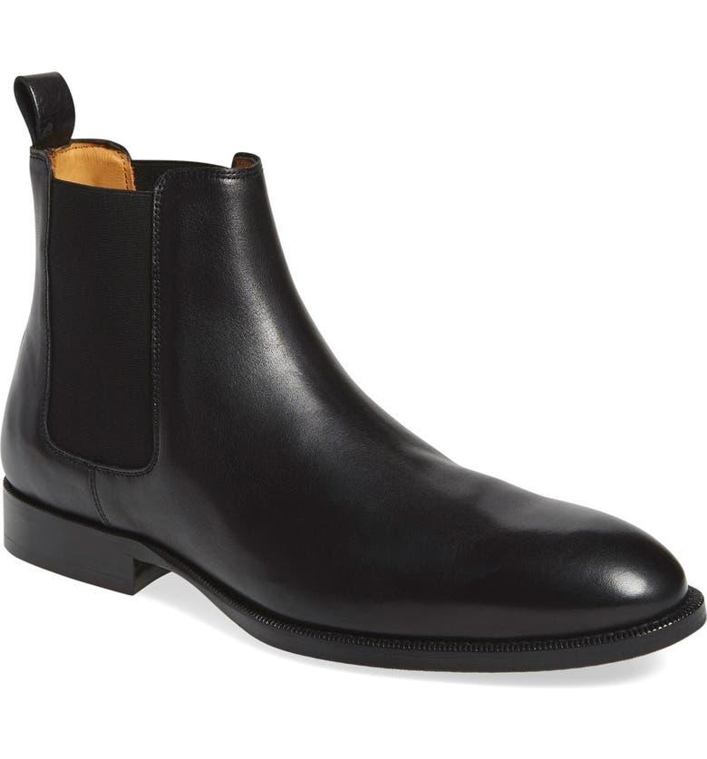 VINCE CAMUTO 'Bradbury' Chelsea Boot, Main, color, 001