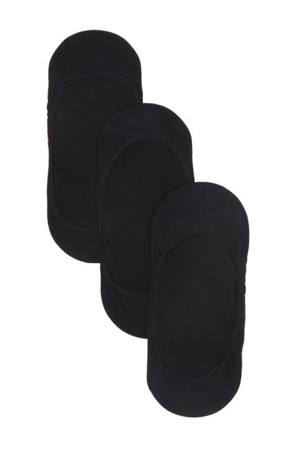 Image of DKNY No Show Socks - Pack of 3