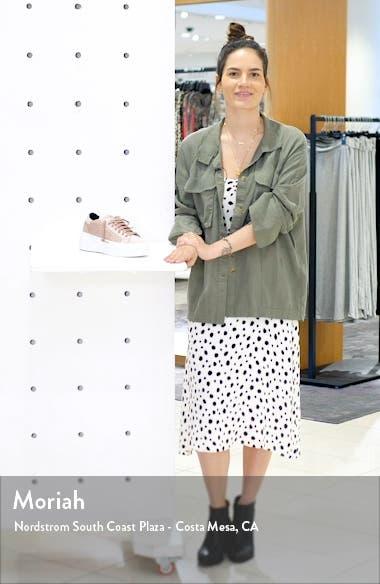 Louise Platform Sneaker, sales video thumbnail
