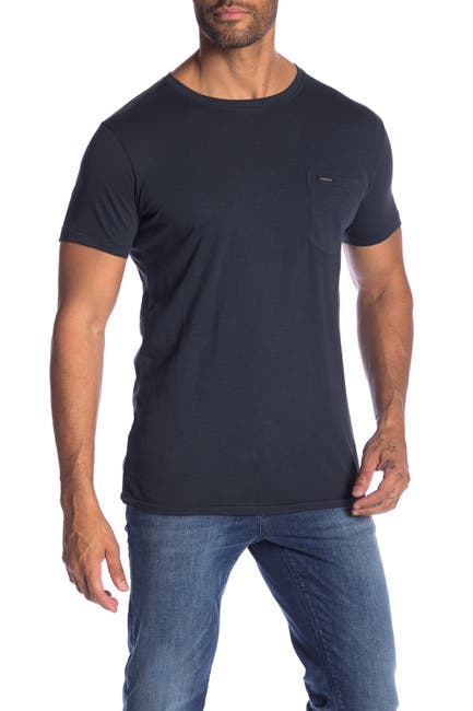 Image of Lindbergh Solid Short Sleeve Tee