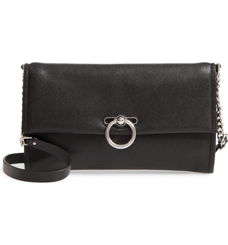 Jean Convertible Leather Crossbody Bag by Rebecca Minkoff