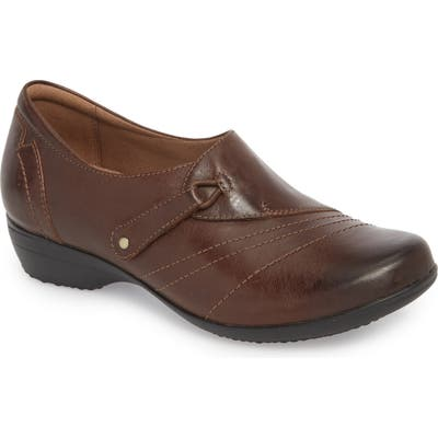 Dansko Franny Loafer - Brown