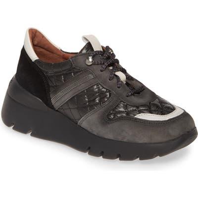 Hispanitas Rielle Sneaker - Black
