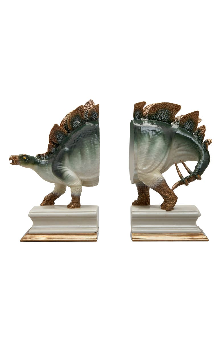 HOUSE OF HACKNEY Dinosauria Bookends, Main, color, NATURAL