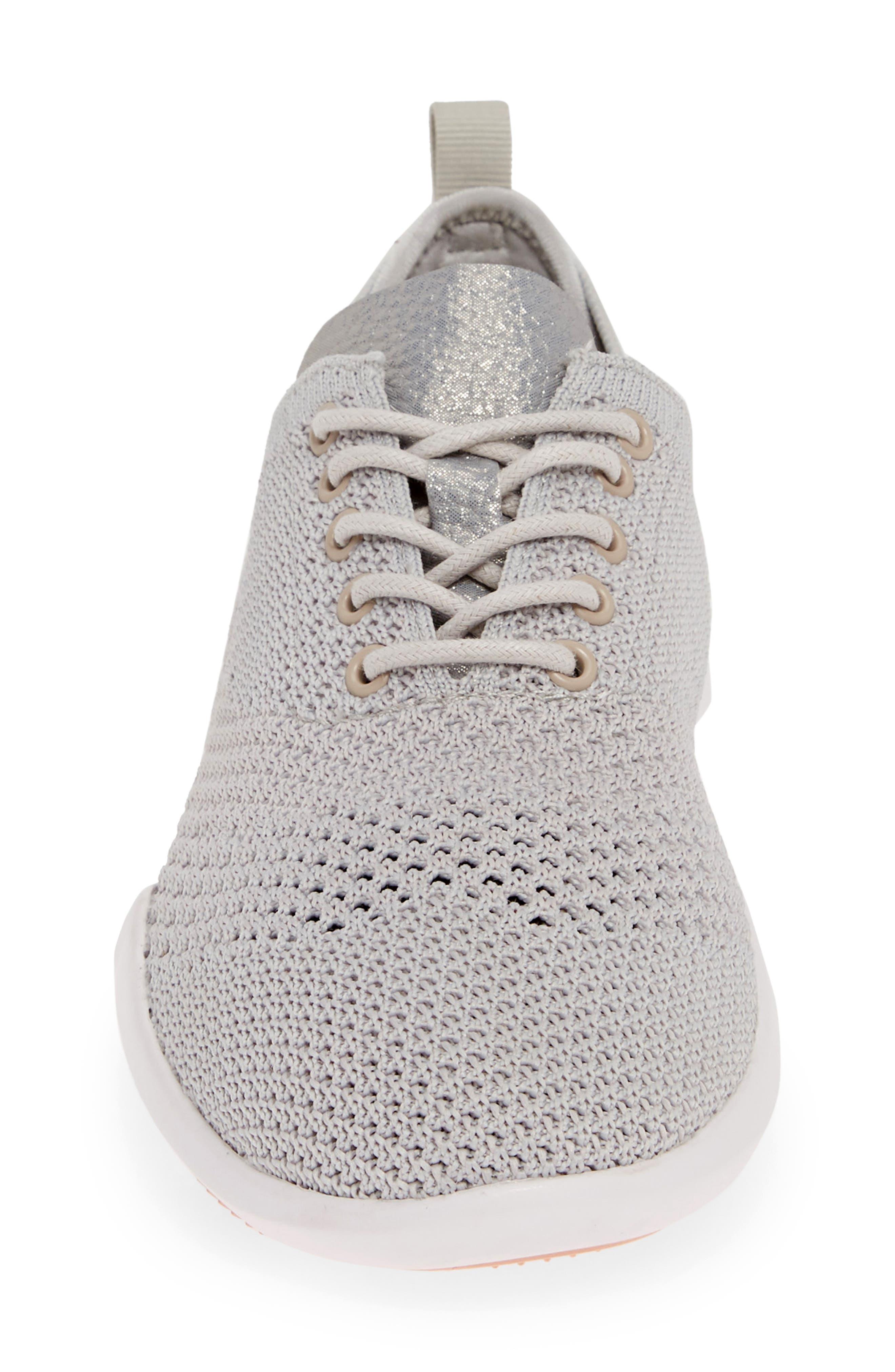 ,                             Mango Sneaker,                             Alternate thumbnail 4, color,                             LIGHT GREY
