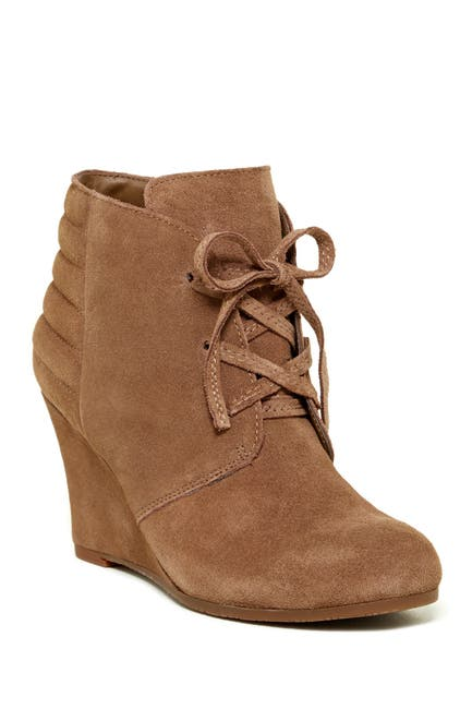 Image of DV DOLCE VITA Page Wedge Bootie