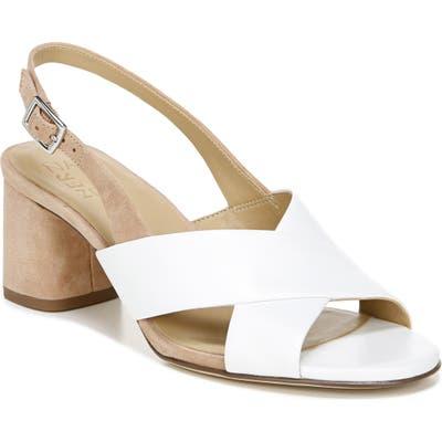 Naturalizer Azalea Slingback Sandal, White