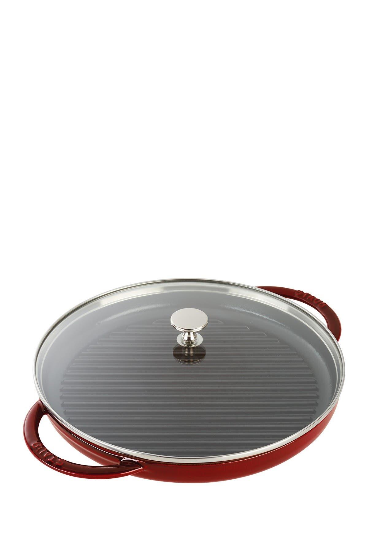 """Image of Staub Grenadine 10"""" Round Steam Grill"""