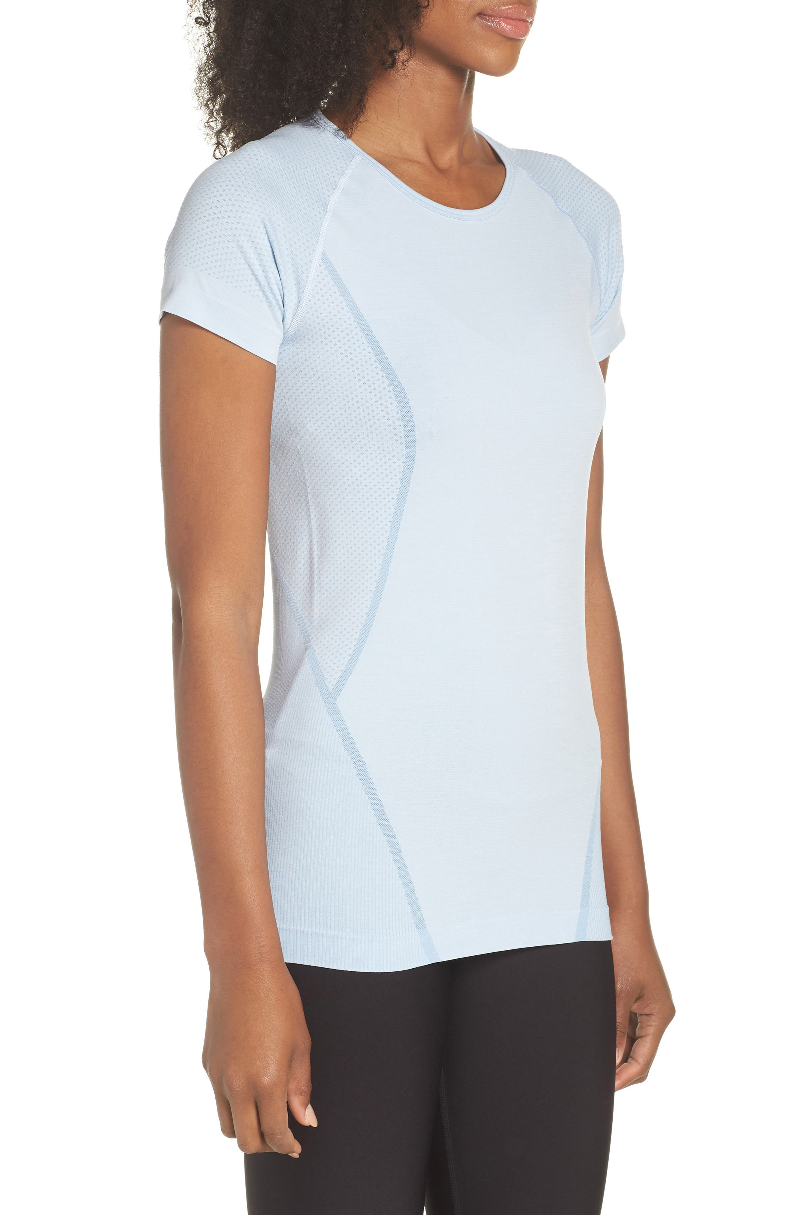 ,                             Stand Out Seamless Training Tee,                             Alternate thumbnail 16, color,                             450
