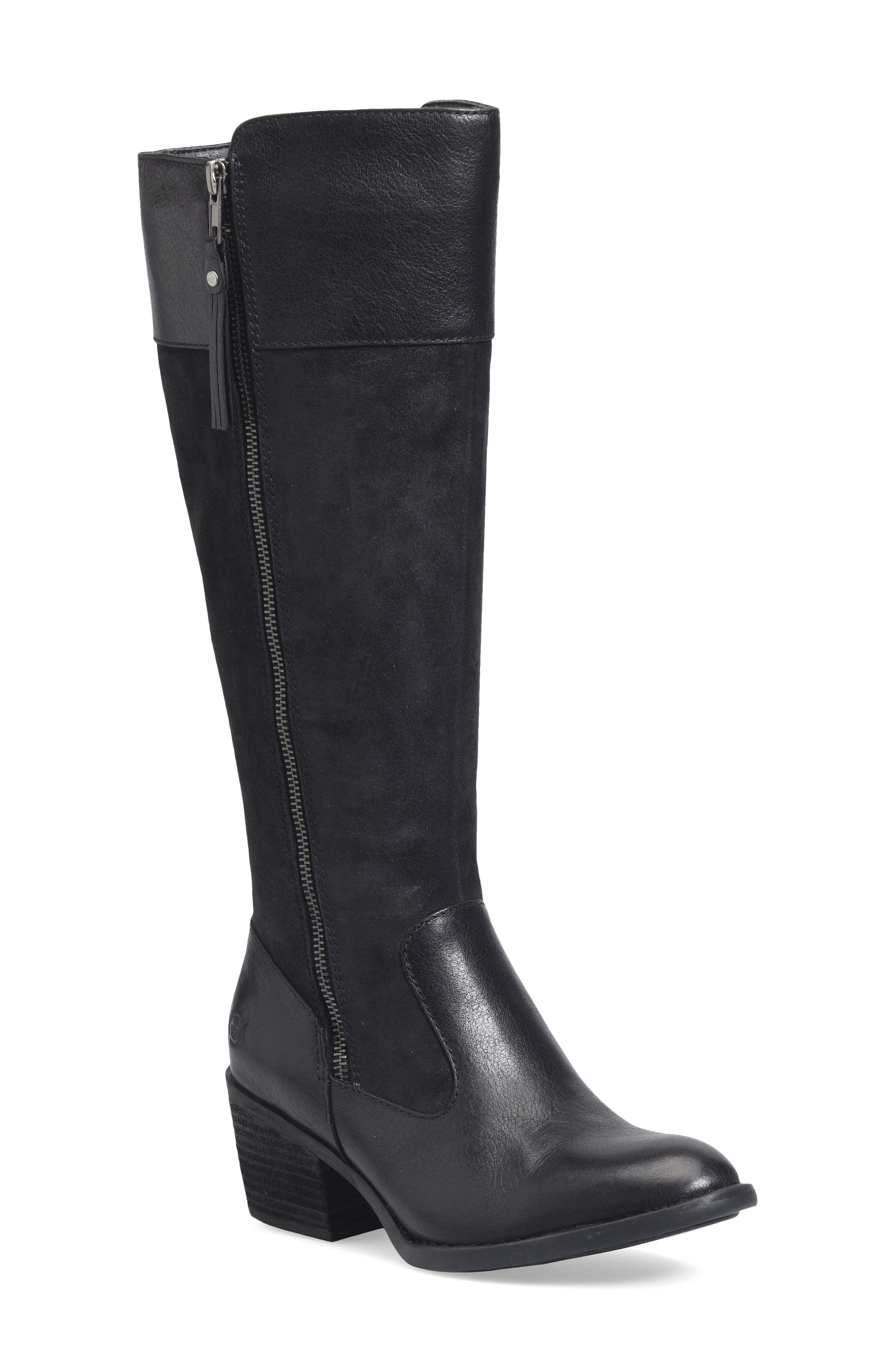 Image of Born Cast Knee High Boot