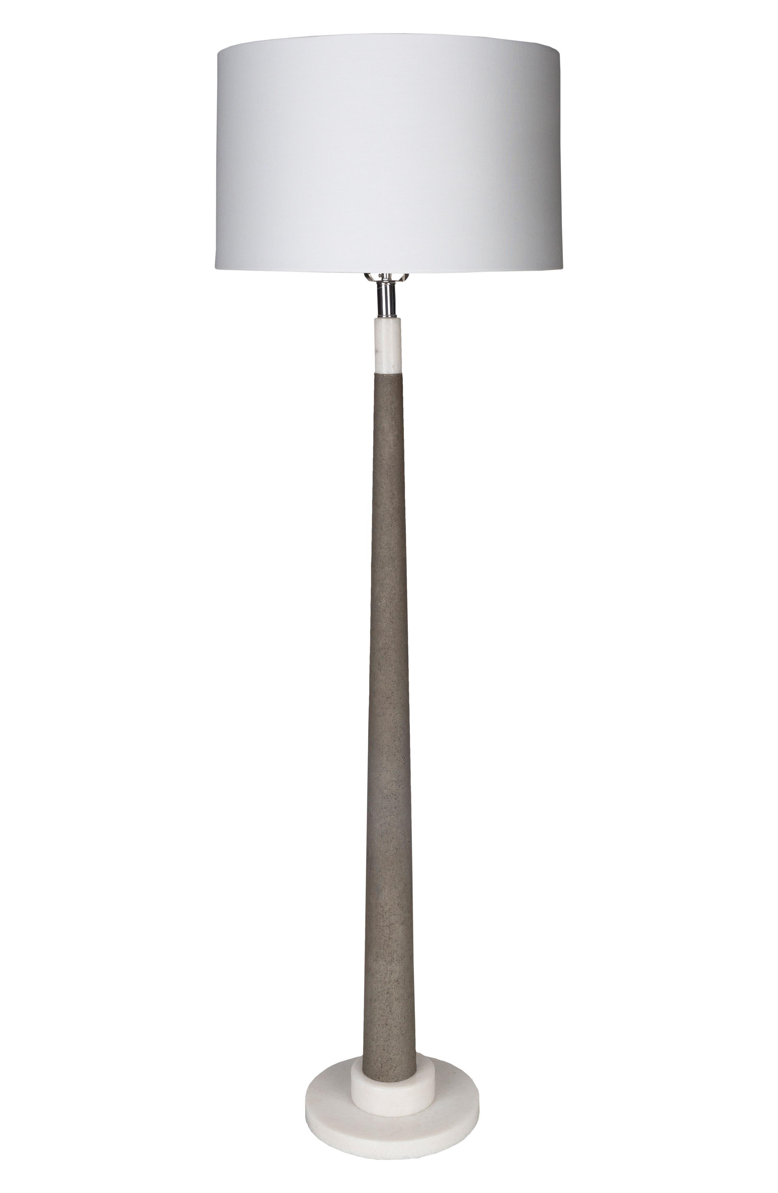 Surya Home Ellison Floor Lamp Size One Size  Black