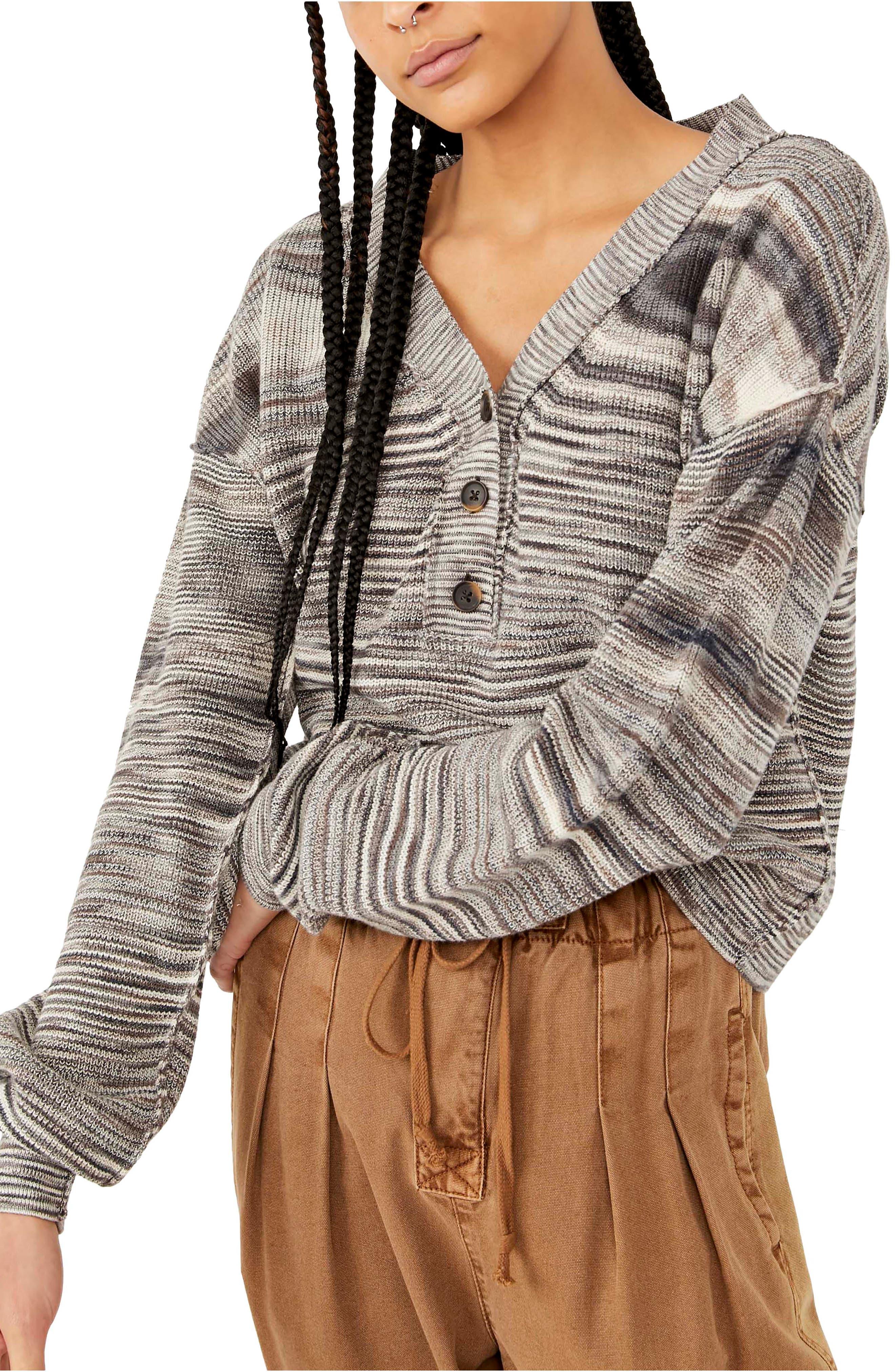 Mercury Henley Sweater