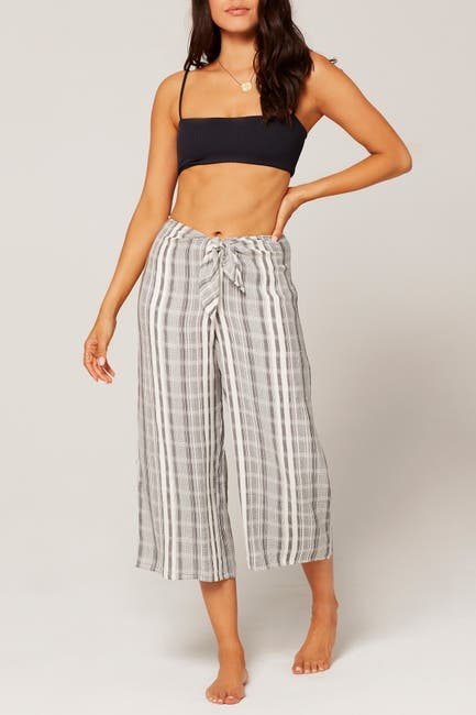 Image of L*Space Lana Tie Front Pants