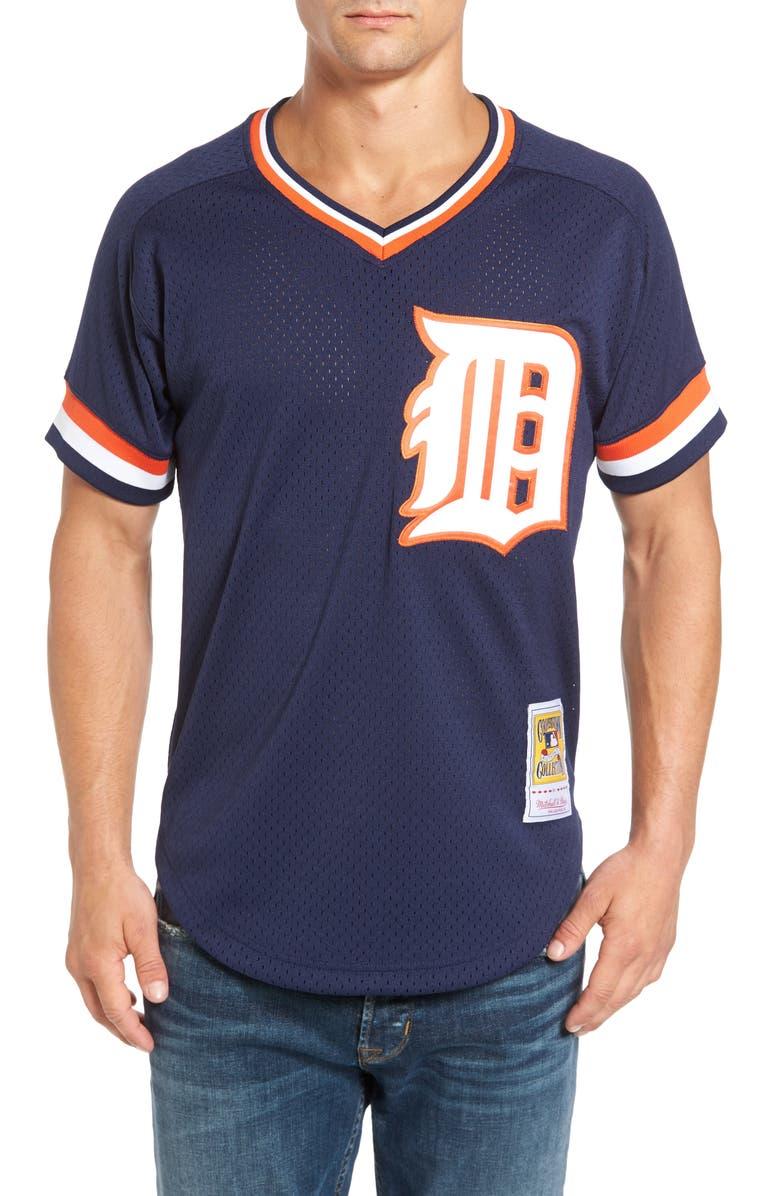 meet fcd04 273d9 Mitchell & Ness 'Alan Trammell - Detroit Tigers' Authentic ...