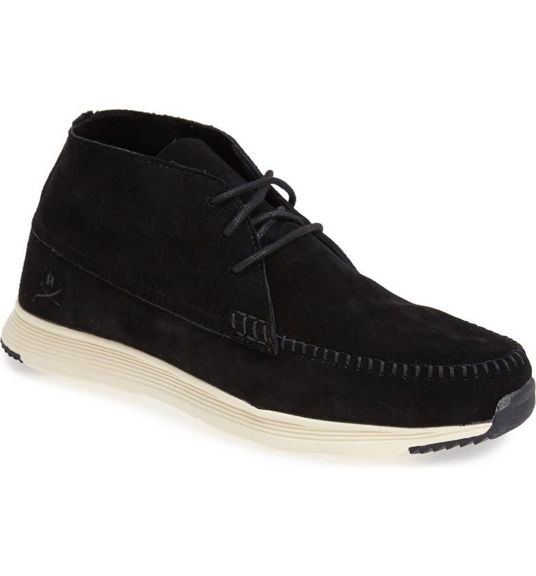 RANSOM 'Alta Mid' Chukka Sneaker, Main, color, 001